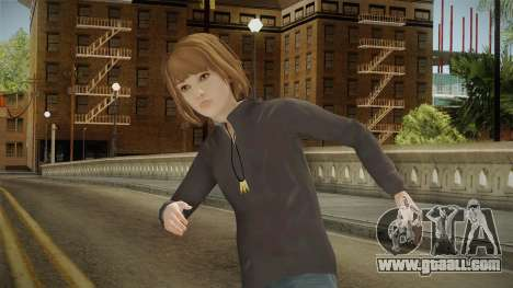 Life Is Strange - Max Caulfield Hoodie v2 for GTA San Andreas