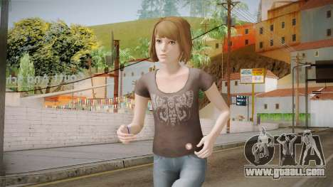Life Is Strange - Max Caulfield EP4 v2 for GTA San Andreas