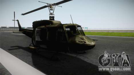 Bell UH-1N Russian for GTA San Andreas