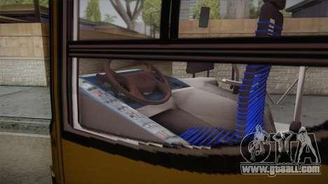 Ialbus Bello 2016 2 puertas for GTA San Andreas back left view