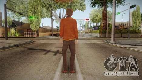 Life Is Strange - Nathan Prescott v2.2 for GTA San Andreas third screenshot