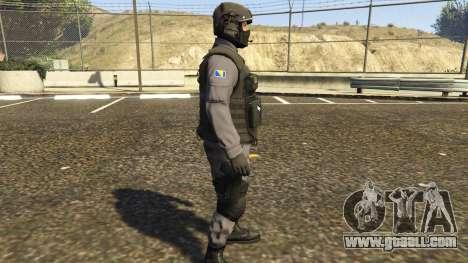 GTA 5 SIPA SWAT 2