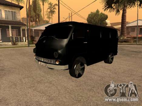 Eraz 762 Armenian for GTA San Andreas right view