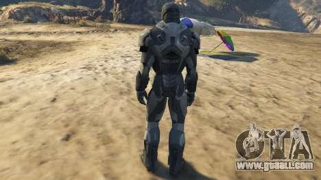 GTA 5 Iron Man Shotgun third screenshot
