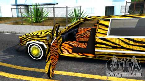 STReTTTcH LoWriDEr for GTA San Andreas inner view