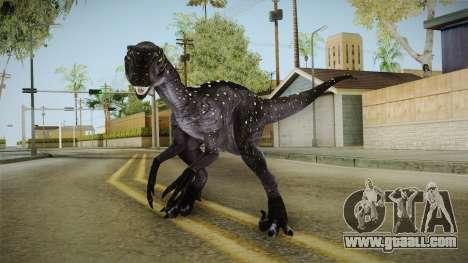Primal Carnage Velociraptor Starlight for GTA San Andreas