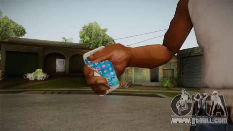 iPhone 7 Plus for GTA San Andreas third screenshot