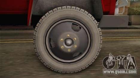 GAZ 52 Tuning for GTA San Andreas