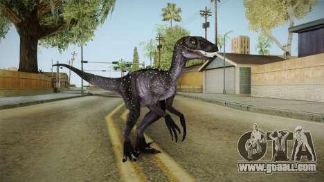 Primal Carnage Velociraptor Starlight for GTA San Andreas second screenshot