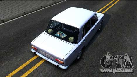 VAZ-2101 for GTA San Andreas back view