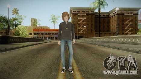 Life Is Strange - Max Caulfield Hoodie v2 for GTA San Andreas