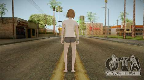 Life Is Strange - Max Caulfield PJ Skull for GTA San Andreas