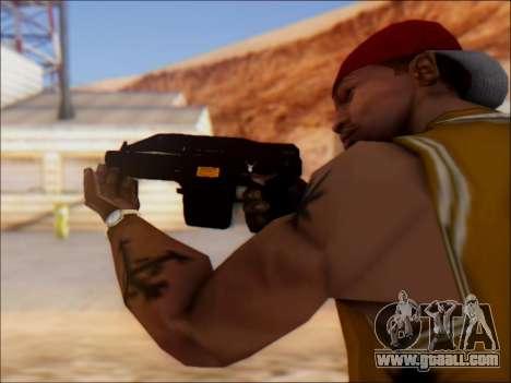 GTA 5 Shrewsbury Sweeper Shotgun for GTA San Andreas