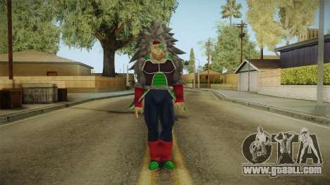 Dragon Ball Xenoverse - Bardock SSJ5 for GTA San Andreas second screenshot