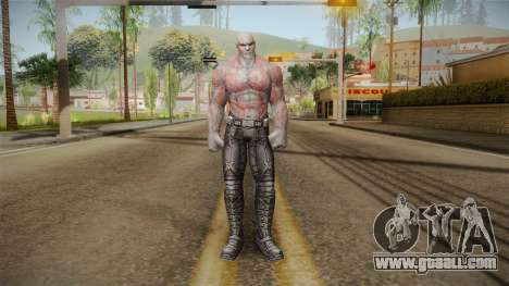 Marvel Future Fight - Drax for GTA San Andreas second screenshot