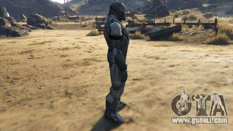 GTA 5 Iron Man Shotgun second screenshot