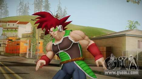 Dragon Ball Xenoverse - Bardock SSG for GTA San Andreas