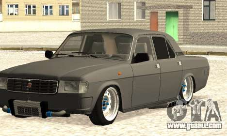 Volga 31029 cramps [Beta 0.1] for GTA San Andreas