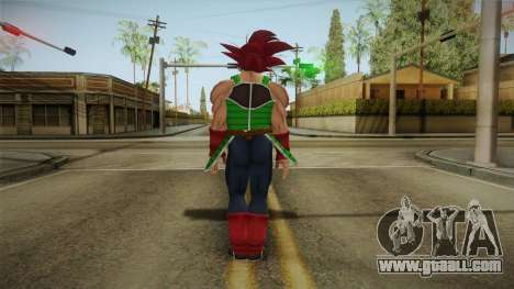Dragon Ball Xenoverse - Bardock SSG for GTA San Andreas third screenshot
