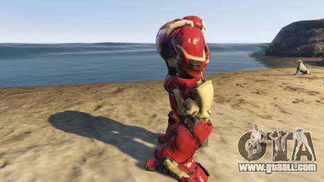 GTA 5 Bigger HulkBuster second screenshot