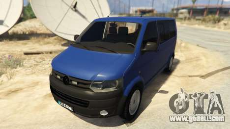 GTA 5 SIPA Specijalci back view