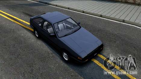 Toyota Sprinter Trueno for GTA San Andreas right view