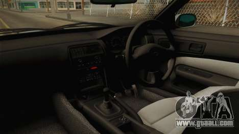 Nissan Silvia S14 KS 1994 Stock for GTA San Andreas