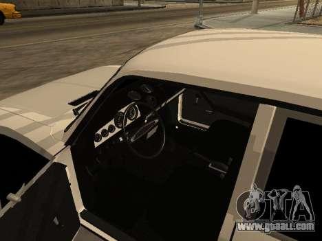Armenian HUNTER 2106 BPAN for GTA San Andreas