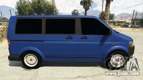 GTA 5 SIPA Specijalci left side view