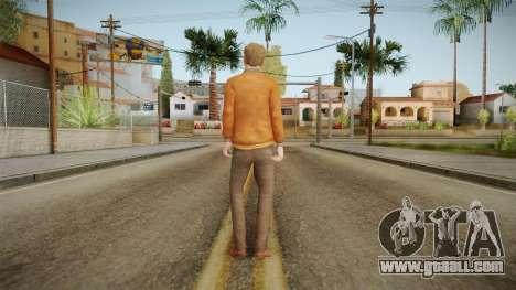 Life Is Strange - Nathan Prescott v3.2 for GTA San Andreas third screenshot