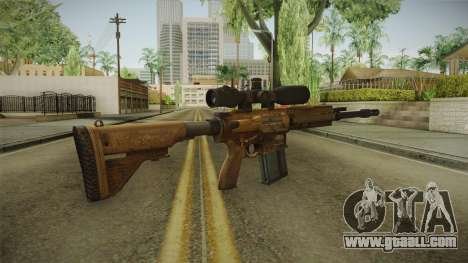G28 Sniper for GTA San Andreas