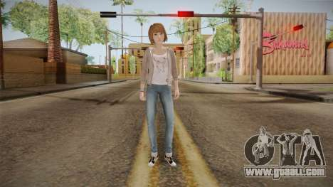 Life Is Strange - Max Caulfield EP2 v2 for GTA San Andreas second screenshot