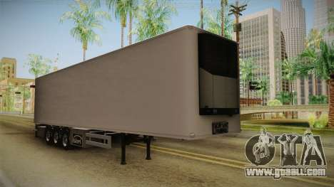 Ekeri Trailer v1 for GTA San Andreas