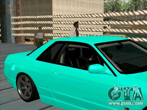 Nissan Skyline R-32 CITY STYLE STOK for GTA San Andreas