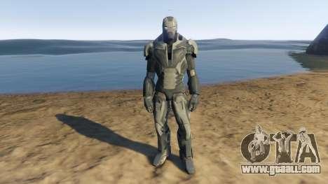 GTA 5 Iron Man Shotgun
