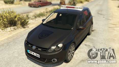 SIPA Policija for GTA 5