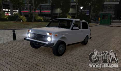 VAZ 2121 Niva azelow for GTA 4