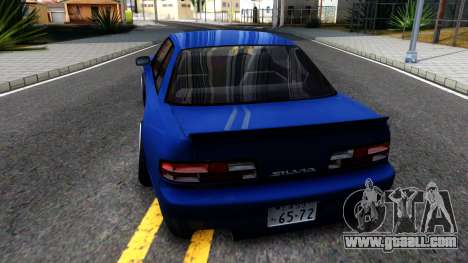 Nissan Silvia S13 for GTA San Andreas