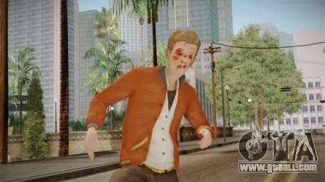 Life Is Strange - Nathan Prescott v3.2 for GTA San Andreas