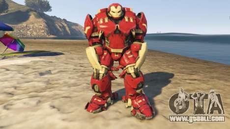 GTA 5 Bigger HulkBuster