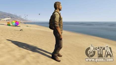 GTA 5 Joel The Last Of Us second screenshot