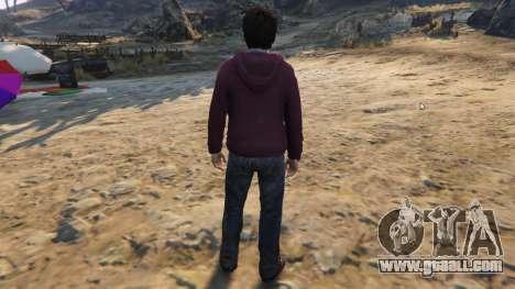 GTA 5 Harry Potter no-glasses third screenshot