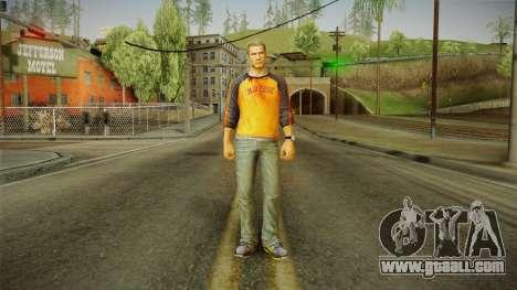 Dead Rising 2 Case Zero - Chuck Greene for GTA San Andreas