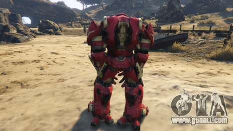 GTA 5 Bigger HulkBuster third screenshot