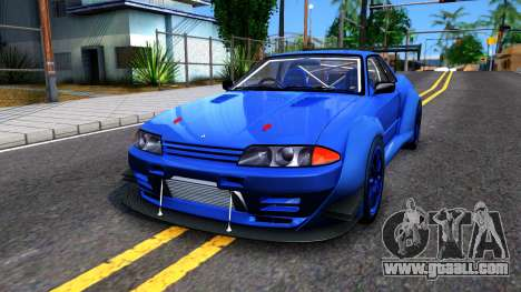 Nissan Skyline GTR R32 Rocket Bunny for GTA San Andreas