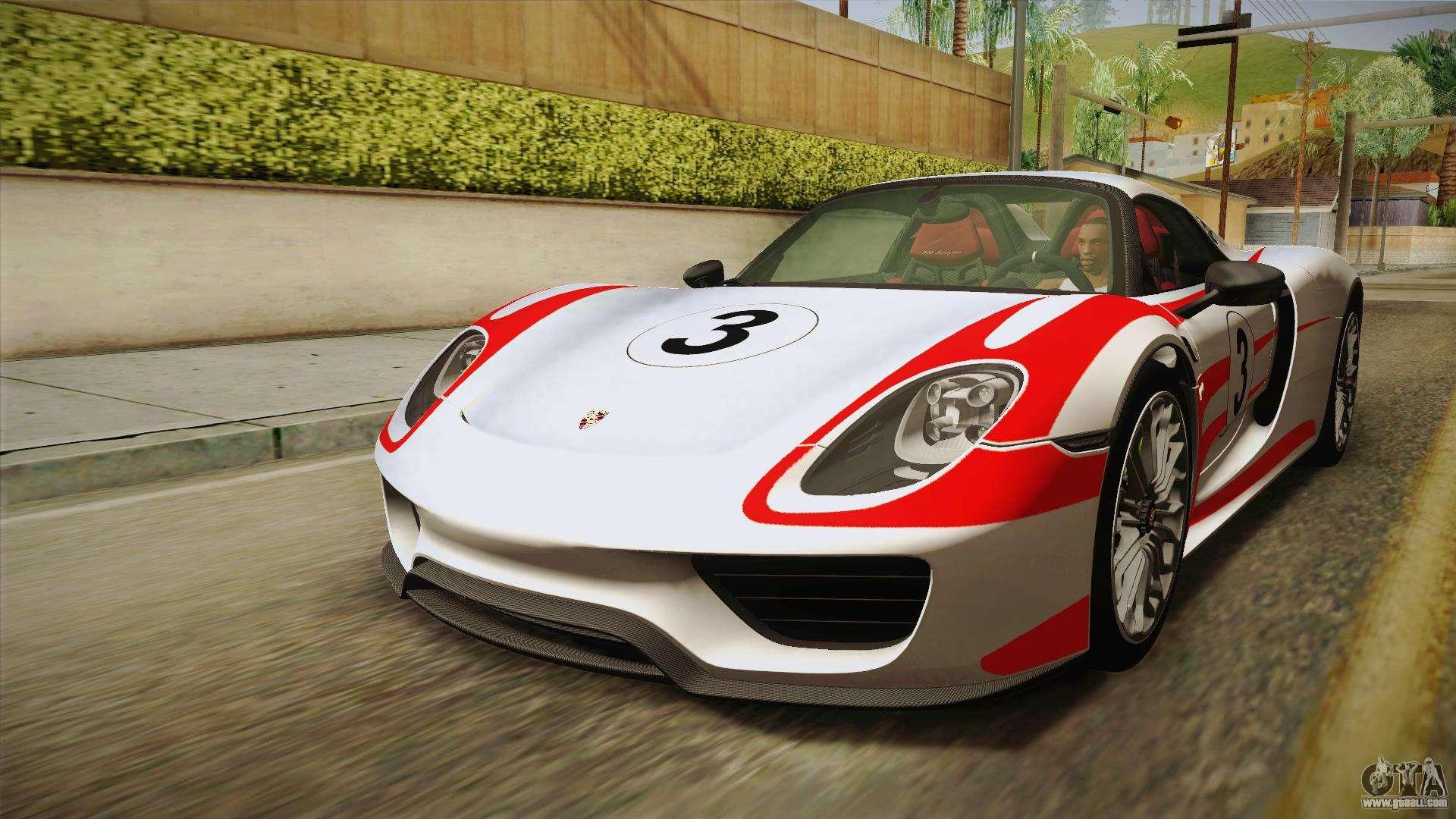 375259-gta-sa-2016-12-31-15-51-16-02 Stunning Porsche 918 Spyder Paint Job Cars Trend