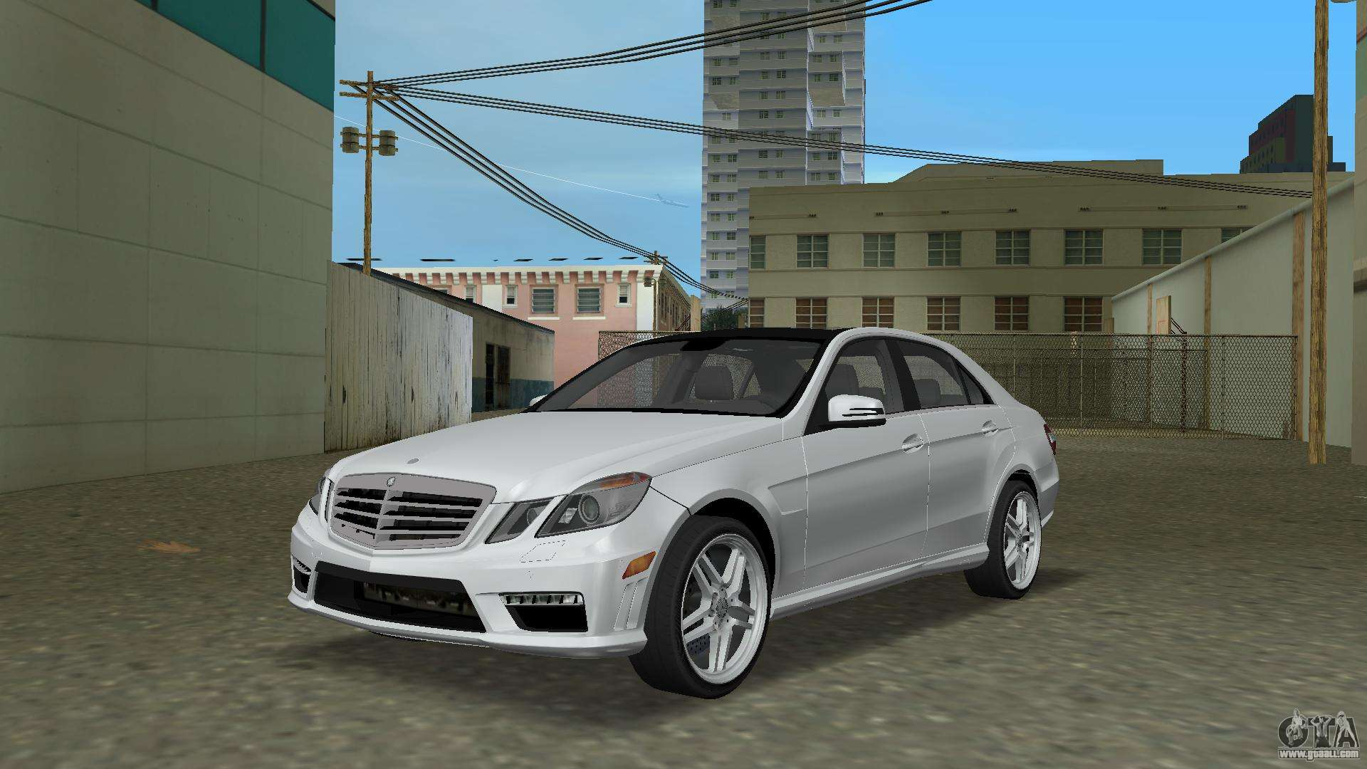 Mercedes benz e63 amg tt black revel for gta vice city for Mercedes benz atlantic city