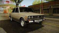 VAZ 2106 sedan for GTA San Andreas
