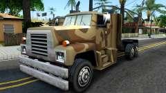 Semi BarraCKS GTA V for GTA San Andreas