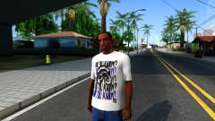 Nike Air Jordan S.O.M. Do You Know T-Shirt White for GTA San Andreas